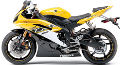 Yamaha R6 Decals And Graphics